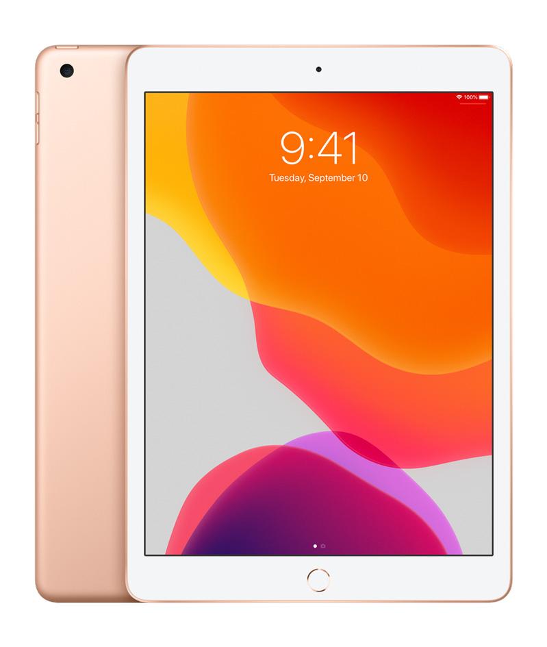 iPad Gen 7 Wifi 2019 Tích hợp sẵn hệ điều hành iPadOS mới
