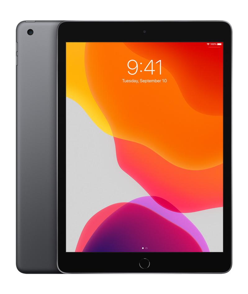 iPad Gen 7 Wifi 2019 Thiết kế cổ điển, tuổi thọ pin khá ổn