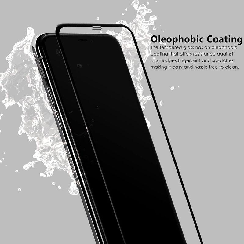 Oleophobic - kính cường lực được Apple đặc biệt yêu thích