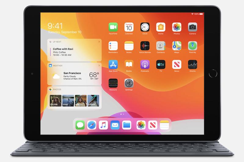 Sử dụng hệ điều hành iPad OS đem đến nhiều tiện ích mới lạ