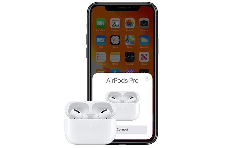 tai nghe không dây airpods pro tương thích với iphone tuyệt đối