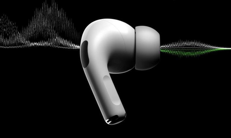 khả năng khử tạp âm của Airpods Pro cực kỳ chất lượng