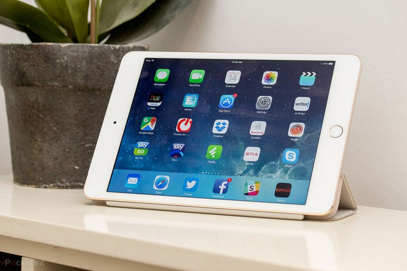 Ipad Mini 4 Wifi Cellular có thiết kế sang trọng, hiện đại