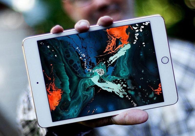 iPad Mini 5 vẫn kế thừa thiết kế sang trọng, đẳng cấp của từng dòng sản phẩm iPad Mini