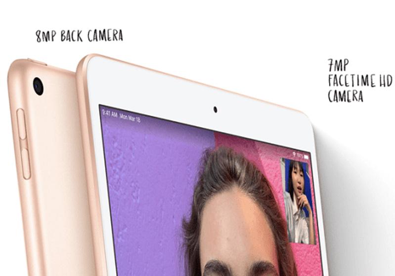 iPad Mini 5 được trang bị ROM lên đến 64GB và 256GB
