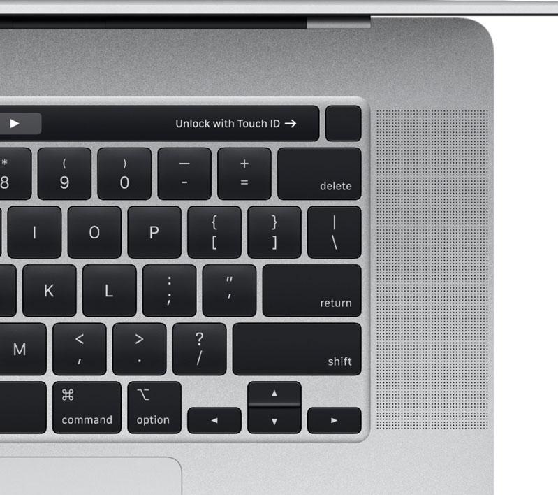 Macbook Pro 16 inch MVVM2 16GB/1TB 2019 – Những điểm ưu việt