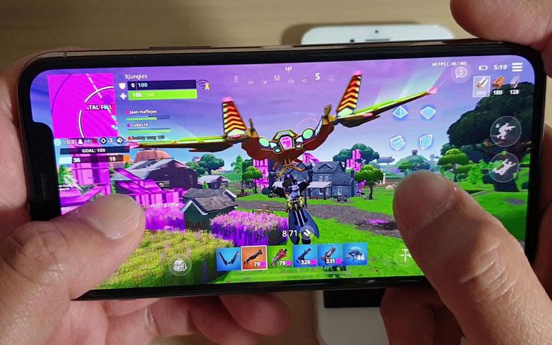 Iphone 11 Pro max thách thức những tựa game đình đám nhất