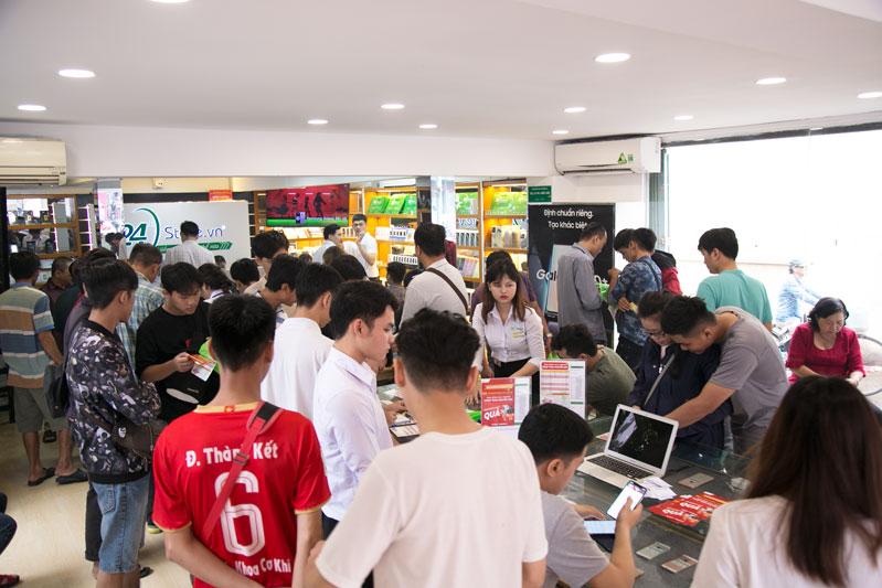 Lý do nên mua Tai nghe không dây AirPods 2 tại 24hStore
