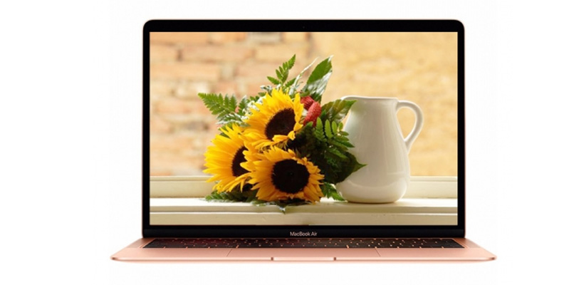 Macbook Air 13 inch 2019 - CPU Intel thế thệ 8
