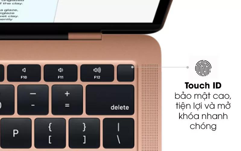 Macbook Air 13 inch 2019 - Bàn phím thế hệ mới