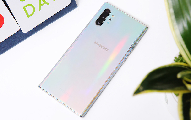 Camera của Samsung Galaxy Note 10