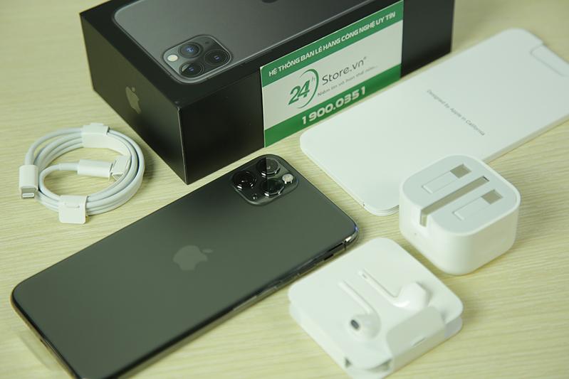 Camera 3 ống kính siêu sang trọng của Iphone 11 Pro max