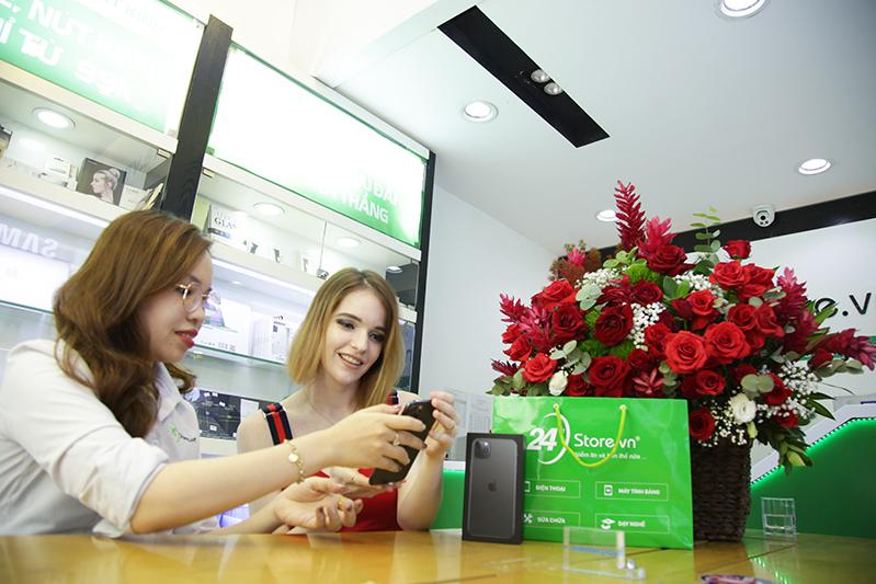 24hstore có nhiều chương trình ưu đãi cho khách hàng