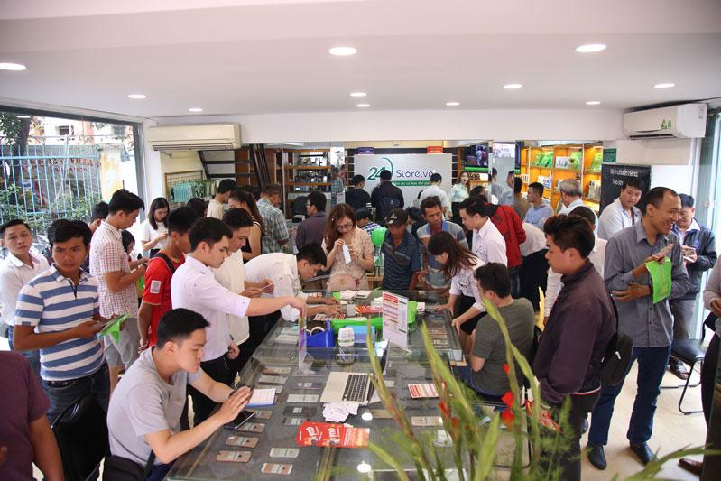 24hstore.vn là địa chỉ mua Macbook Pro 2019 uy tín trên thị trường