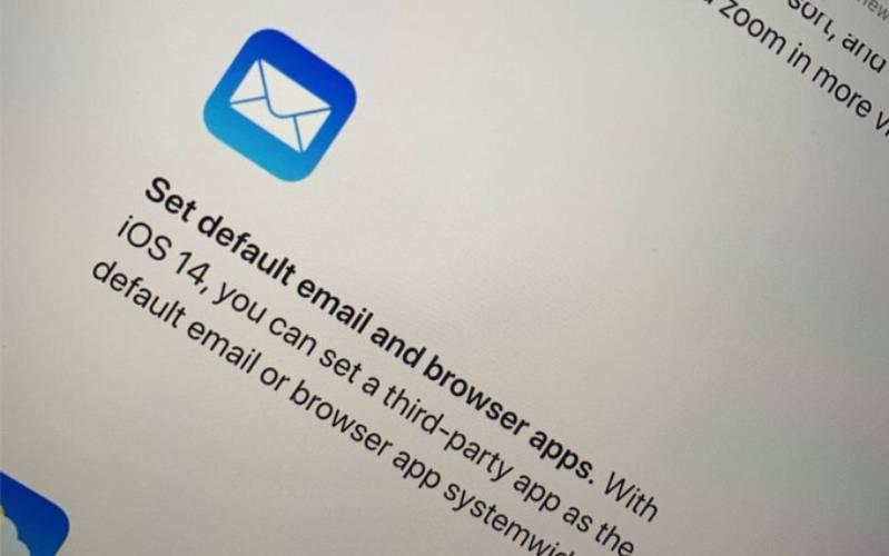 Đặt ứng dụng làm email và trình duyệt mặc định của bạn