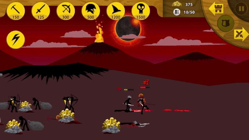 Phần đồ họa và hệ thống cần thiết cho game Stick War: Legacy