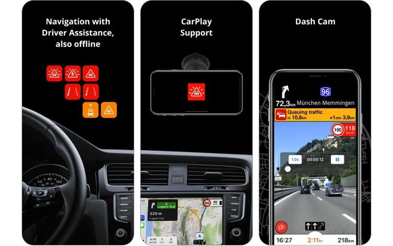 iphone ipad nên dùng ứng dụng maps nào