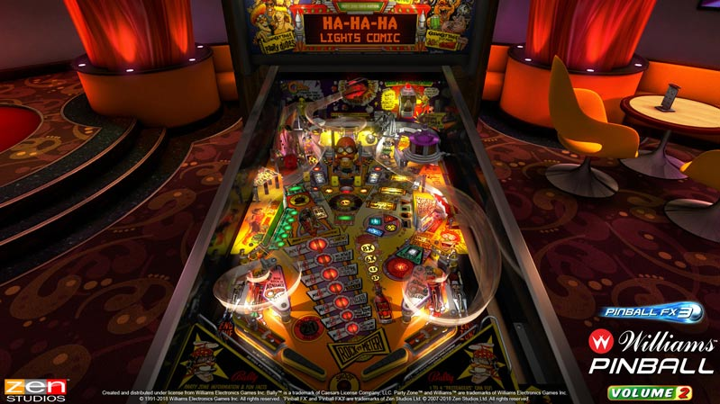 1. Williams Pinball