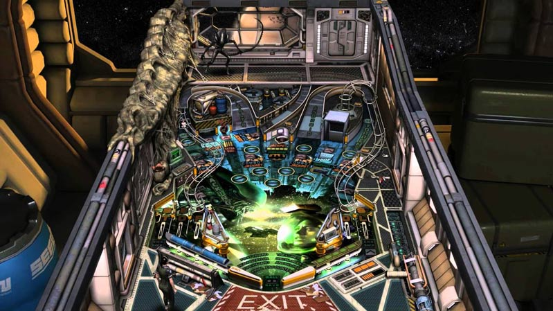 7. Aliens vs. Pinball