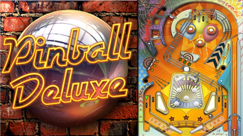 8. Pinball Deluxe Reloaded