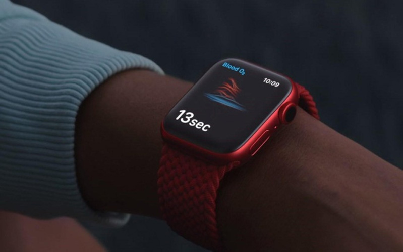 Apple Watch Series 6 LTE 44MM  tính năng chăm sóc sức khoẻ