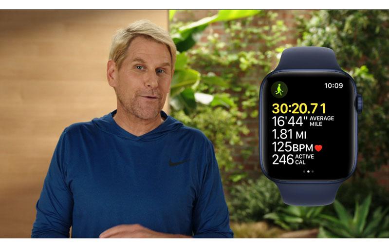 Apple watch series 6 LTE 44mm có tính năng mới