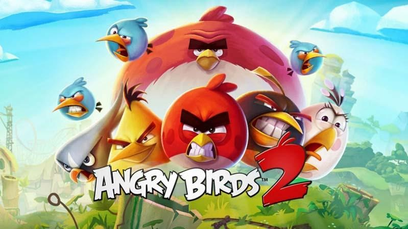 Anrgry Birds 2