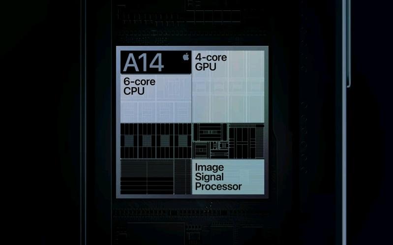 Cả iPhone 12 và 12 Pro đều được Apple trang bị băng tần 5G sub 6GHz và chip A14 Bionic