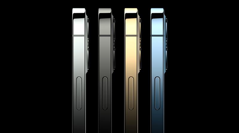 Thiết kế sang trọng của Iphone 12