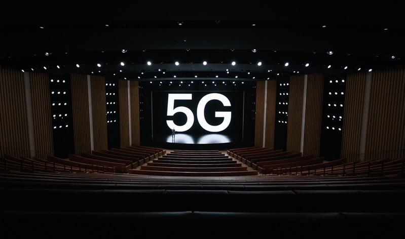 Công nghệ 5G trên iphone 12 mini