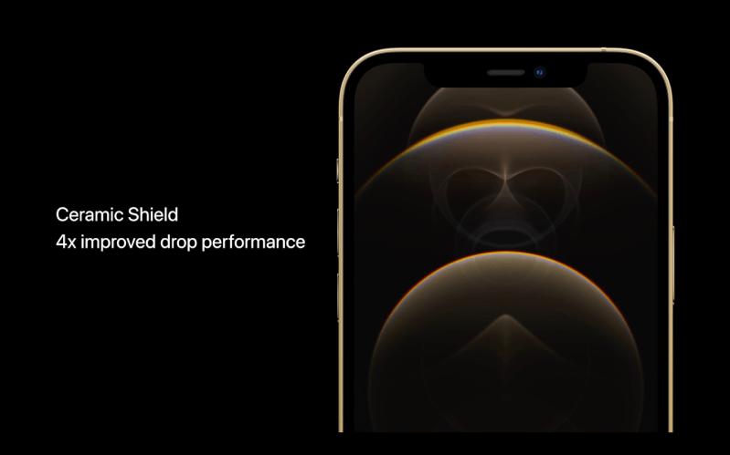 Màn hình iPhone 12 Pro Max mới có thể trống trầy xước
