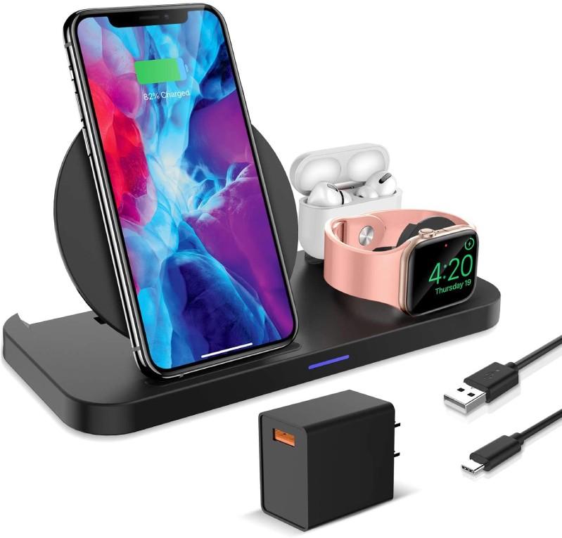 sạc không dây iPhone 12 Pro Max 2021 Sạc không dây KKM