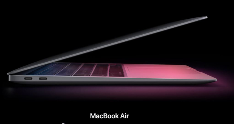 macbook air 2020 13 inch m1