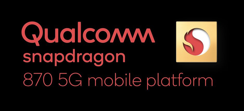 Qualcomm Sanodragon 870 5g