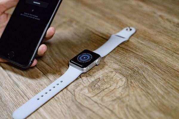 Apple Watch cu