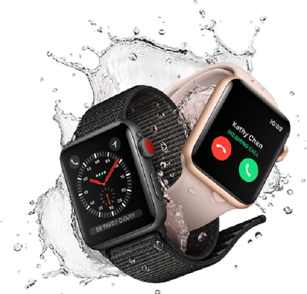 REVIEW Apple Watch Series 3 chi tiết nhất