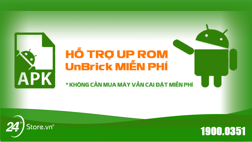 ho tro UP ROM UnBrick mien phi hinh anh 1