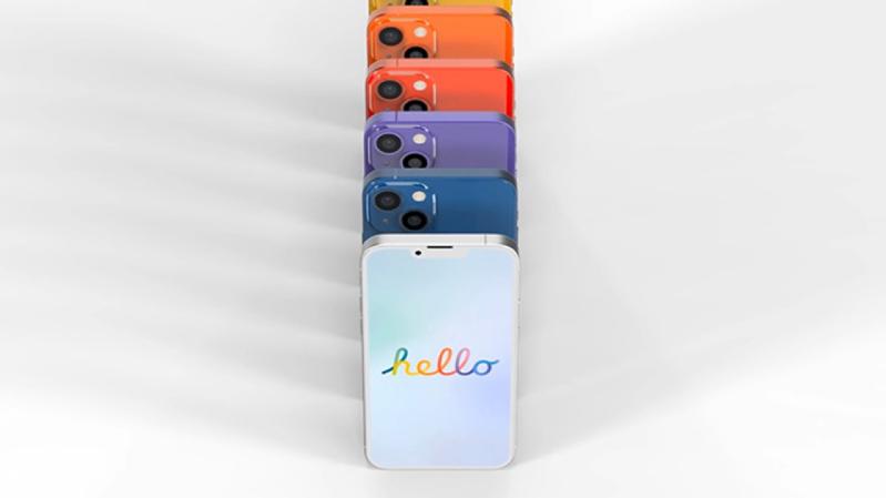 iPhone 13 Mini chuẩn bị ra mắt