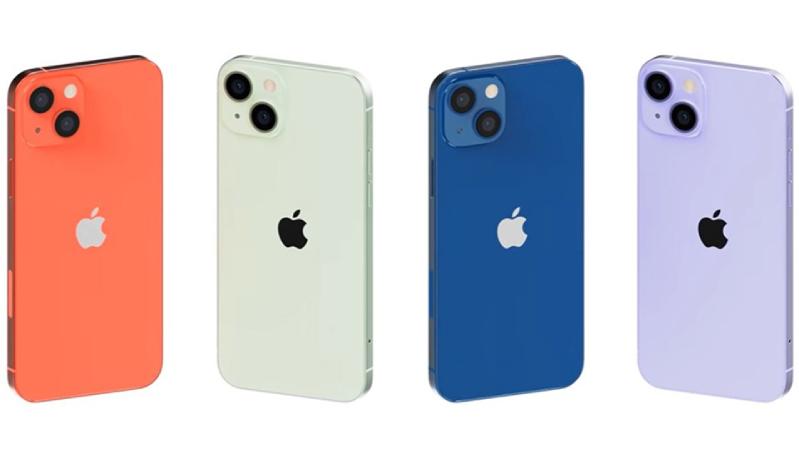 iPhone 13 Mini có thiết kế ấn tượng