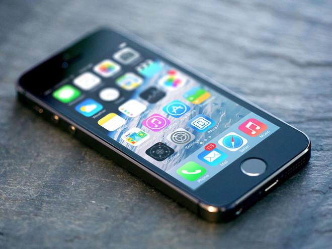 iPhone 5S Lock cu 99 hinh anh 1