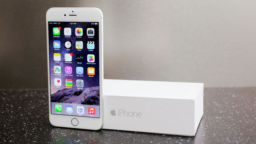 iPhone 6 Plus 64GB tra bao hanh hinh anh 2