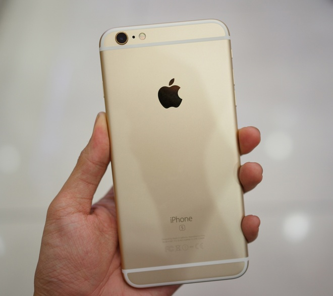 iphone 6s 32gb gold tbh only hinh anh 1