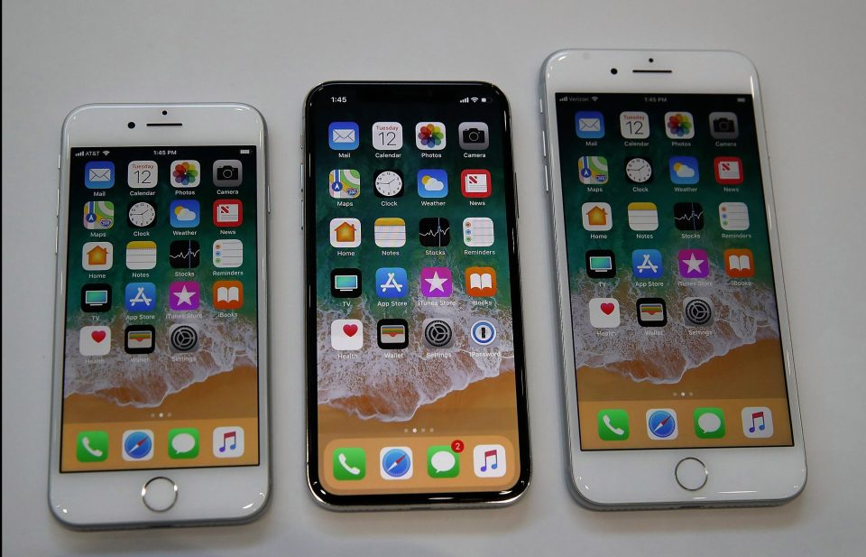 iPhone X co khac gi so voi iPhone 8 quoc te 16 Gb hinh anh 1
