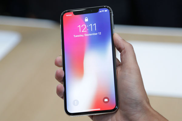 iPhone X co khac gi so voi iPhone 8 quoc te 16 Gb hinh anh 4