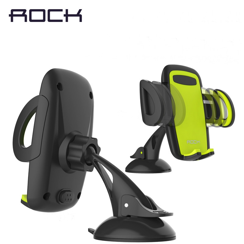 kep dien thoai rock deluxe windshield phone holder hinh anh 1