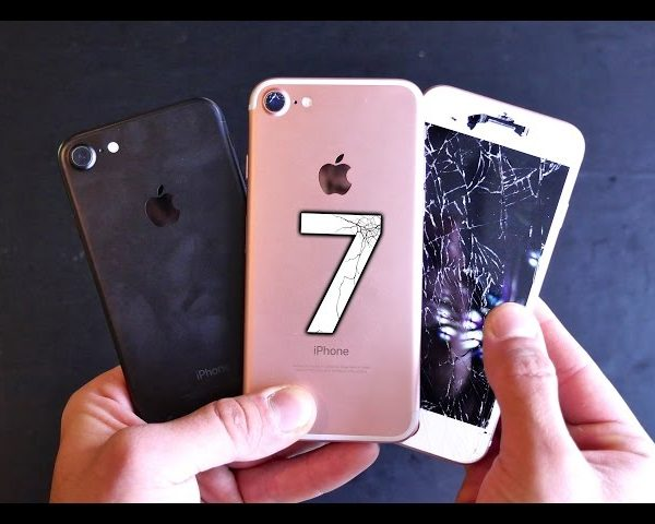 thay mat kinh iphone 7 7 plus hinh anh 1
