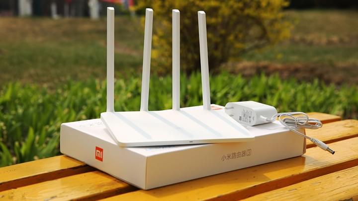Wifi Router Xiaomi gen 3 hinh anh 2